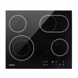 Cooktop 4Q. Eletrico 60cm Cuisinart Prime Cooking