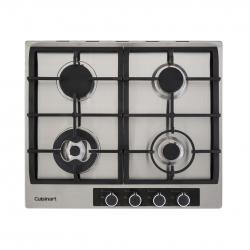 Cooktop Gás 4Q 60 cm Cuisinart Casual Cooking