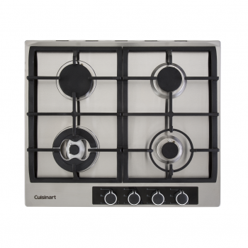 Cooktop Gás 4Q 60 cm Cuisinart Casual Cooking
