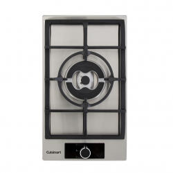 Domino Gás 1Q triplo Cuisinart Casual Cooking