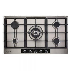 Cooktop Gás 5Q 90 cm Cuisinart Casual Cooking